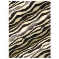 Трафаретный лист-пленка зебра