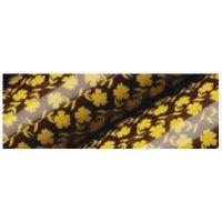 Трафаретный лист-пленка желтые цветы