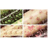 Трафаретный лист-пленка цветочное ассорти