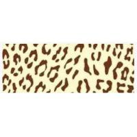Трафаретный лист-пленка леопард