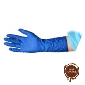 Перчатки одноразовые, латексные Хай Риск