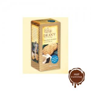 """Сливочное печенье """"Shortbread Roasted Coconut"""" с кокосом"""