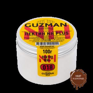 ПЕКТИН NH PLUS термообратимый, яблочный, для мармелада, Guzman, 100 гр.