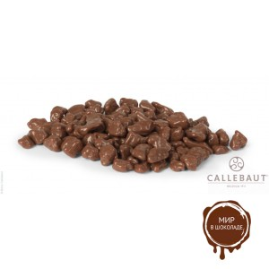 МОЛОЧНЫЕ КАМЕШКИ CHOCROCKS, Callebaut, 2,5 кг.
