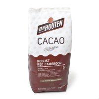 Какао-порошок ROBUST RED CAMEROON 20-22% жирность, Van Houten, 1 кг.