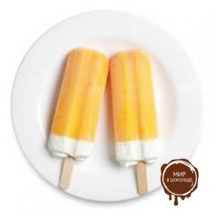 Глазурь для мороженого КЛАССИКА с раст. жиром 542 со вкусом Маракуйи, 20 кг.