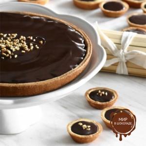 Шоколадная начинка КАРОЛКРЕМ темная IRCA, 13 кг.