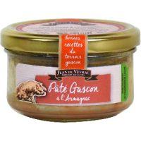 Паштет из свинины гасконский с Арманьяком, 65 гр.