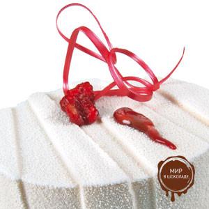 Шоколадный декор-аэрозоль ДОЛЬЧЕ ВЕЛЮТО белый, Италия, 1 шт.