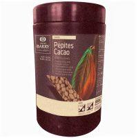 ДРОБЛЕНЫЕ КАКАО-БОБЫ 100% какао, 54% какао-масло, Cacao Barry, 1 кг.