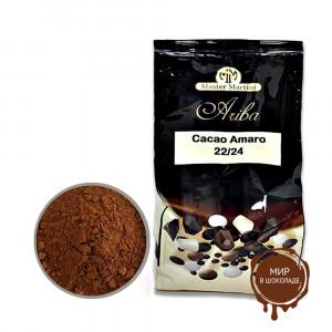 Какао-порошок алкализованный Ariba Cacao Amaro 22/24%, 1 кг* 6 шт.