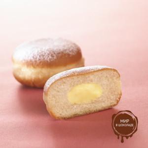 КОЛДФИЛ ванильный - начинка с ванильным вкусом, вед. 13 кг.