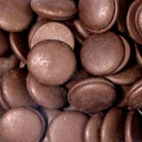 Глазурь кондитерская Шоколадные диски Dulcistar, 25 кг.