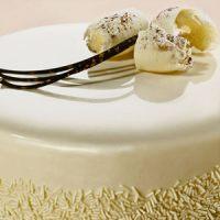 Глазурь пастообразная жир. ШОКОСМАРТ белая IRCA, 5 кг.