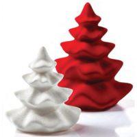 Комплект форм для шоколада ЕЛКА ТЮЛЬ 20 см, 1 шт.