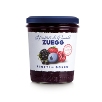 Начинка фруктовая Zuegg ЛЕСНАЯ ЯГОДА, термостабильная, до 70% фруктов, 3.3. кг.