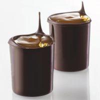 Форма для шоколадных конфет с наполнением Стаканчик 20GU006, 1 шт.