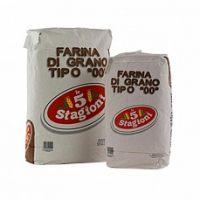 Мука Le 5 Stagioni из мягких сортов пшеницы типа 00 Манитоба(коричневый лейбл), 25 кг.