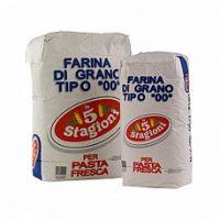 Мука Le 5 Stagioni из мягких сортов пшеницы типа 00 Паста фреска, 25 кг.