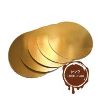 Подложка золотая , D30  50 шт.