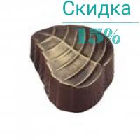"Форма для конфет - ""Листик"" (PMA 1046), шт."