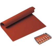 Силиконовый антипригарный коврик, 51*31см. (SILICOPAT 2/RRUS), шт.