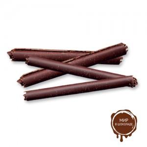 Маленькие сигары из шоколада