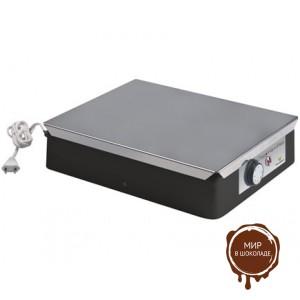 Подогреваемый стол для работы с шоколадом, 32*40 см, 1 шт.