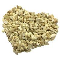 Грибы шампиньоны сублимированные, кусочки 1-5 мм, 1 кг.