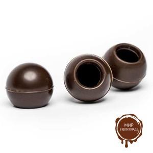 Трюфельные шарики из темного шоколада ТРЮФЕЛЬ темный, 504 шт.