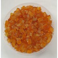 Засахаренные Апельсины кубики Agrimontana 6*6 мм, 3 кг.