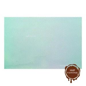 Лист рельефный для шоколада 500х400ммх4,5мм LPR4, 1 шт.