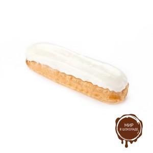 Глазурь эклер со вкусом белого шоколада FO Eclair Sauce , 4 кг.