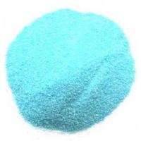 Пудра сахарная нетающая Голубая, Россия, 15 кг.