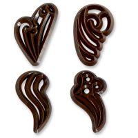 Шоколадная филигрань в ассортименте