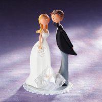 """Свадебная фигурка """"Свадебная Пара"""", 1 шт."""