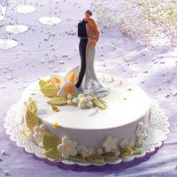 Свадебная пара, 1 шт.