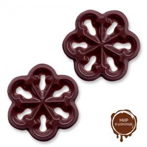 Шоколадная филигрань
