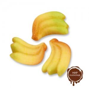 Фигурки марципановые бананчики