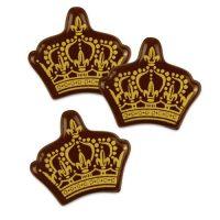Шоколадный декор корона