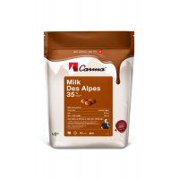 DES ALPES, МОЛОЧНЫЙ ШОКОЛАД В МОНЕТАХ, 35 % какао, Carma Barry Callebaut /Швейцария/, 1,5 кг.