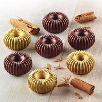 Форма силиконовая ИЗИ-ШОК шоколадная корона (короб 1 шт.)