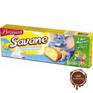 "Кекс ""SAVANE"" с йогуртом"
