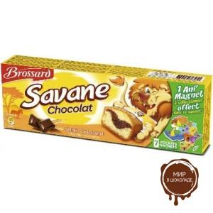 "Кекс ""SAVANE"" с шоколадом"