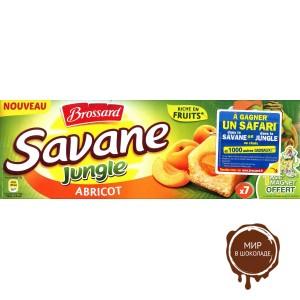 """Кекс """"SAVANE"""" с абрикосом 7x25 гр."""