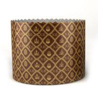 Форма бумажная для кулича PА134/95 золото ПАСХА, 1500 шт.