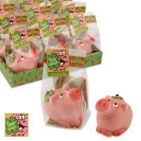 Фигурки марципановые свинки, большие