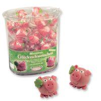 Фигурки марципановые свинка
