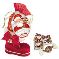 Сапожок Деда Мороза с конфетами, 12 шт.