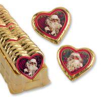 """Новогоднее шоколадное сердце """"Ностальжи"""", 40 шт."""